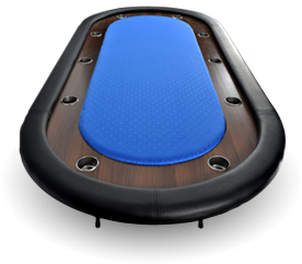 BBO Ultimate folding poker table
