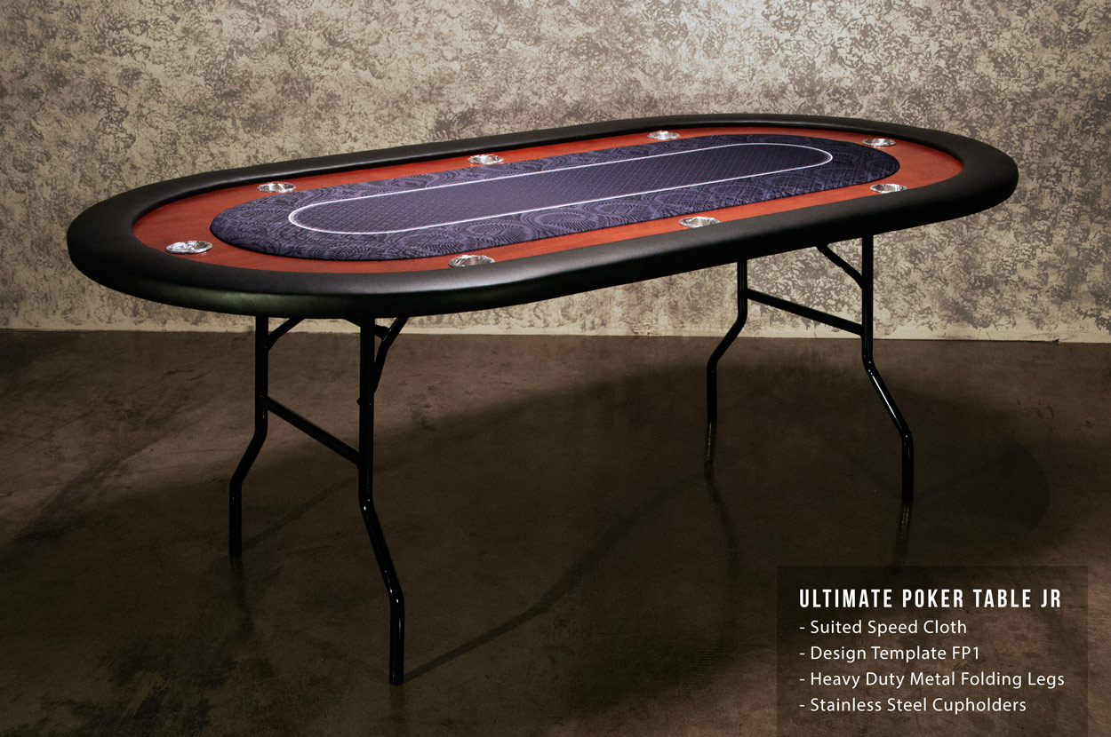 The Ultimate Poker Table Jr