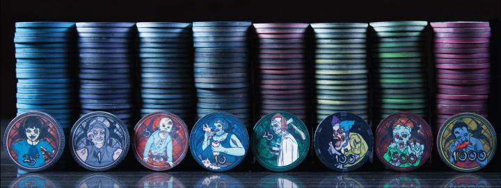 Custom zombies casino
