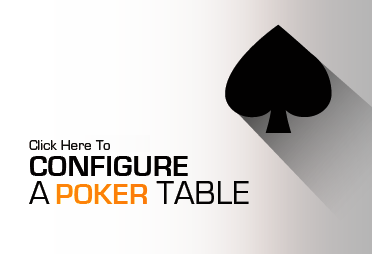 Click Here To Configure a poker table