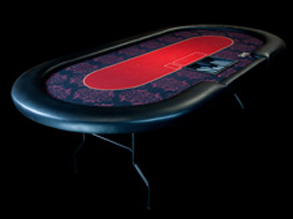 aces pro poker table