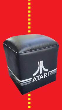 The Brand New Mechanical Atari Pong Coffee Table Game - Atari coffee table