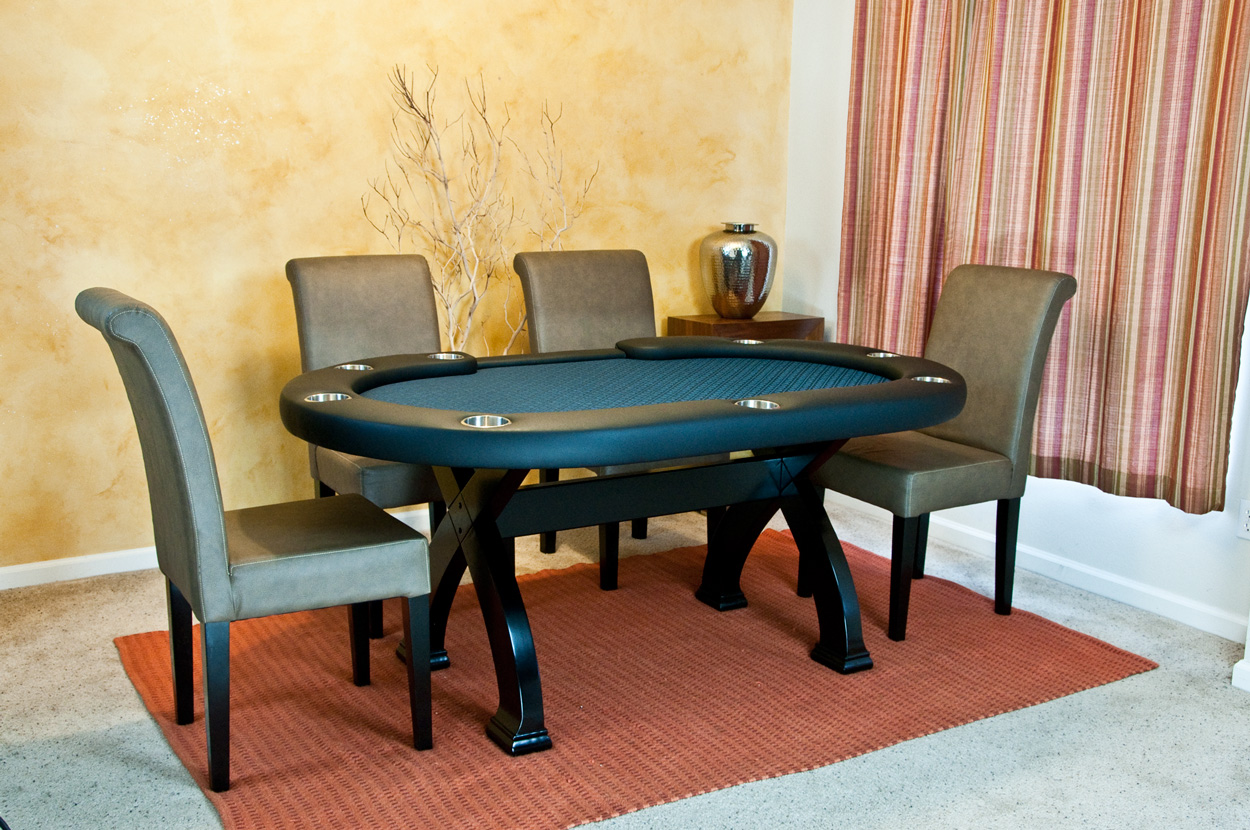 Poker table chairs - Premium Lounge Poker Chairs