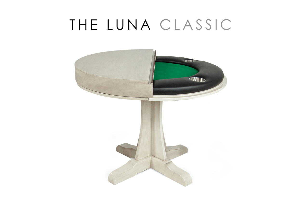Small Poker Table With Dining Top Chairs