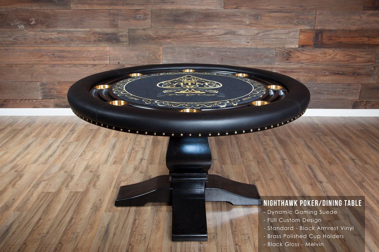 The Nighthawk Poker Table (1)