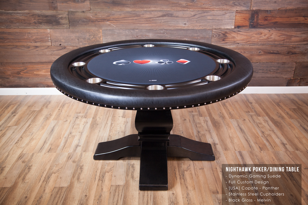 The Nighthawk Poker Table (2)