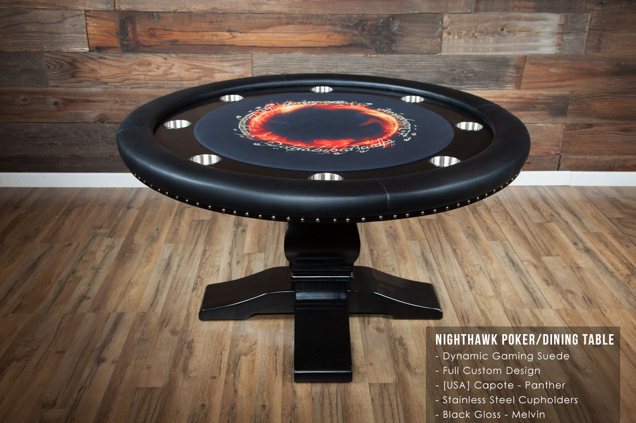 The Nighthawk Poker Table (3)