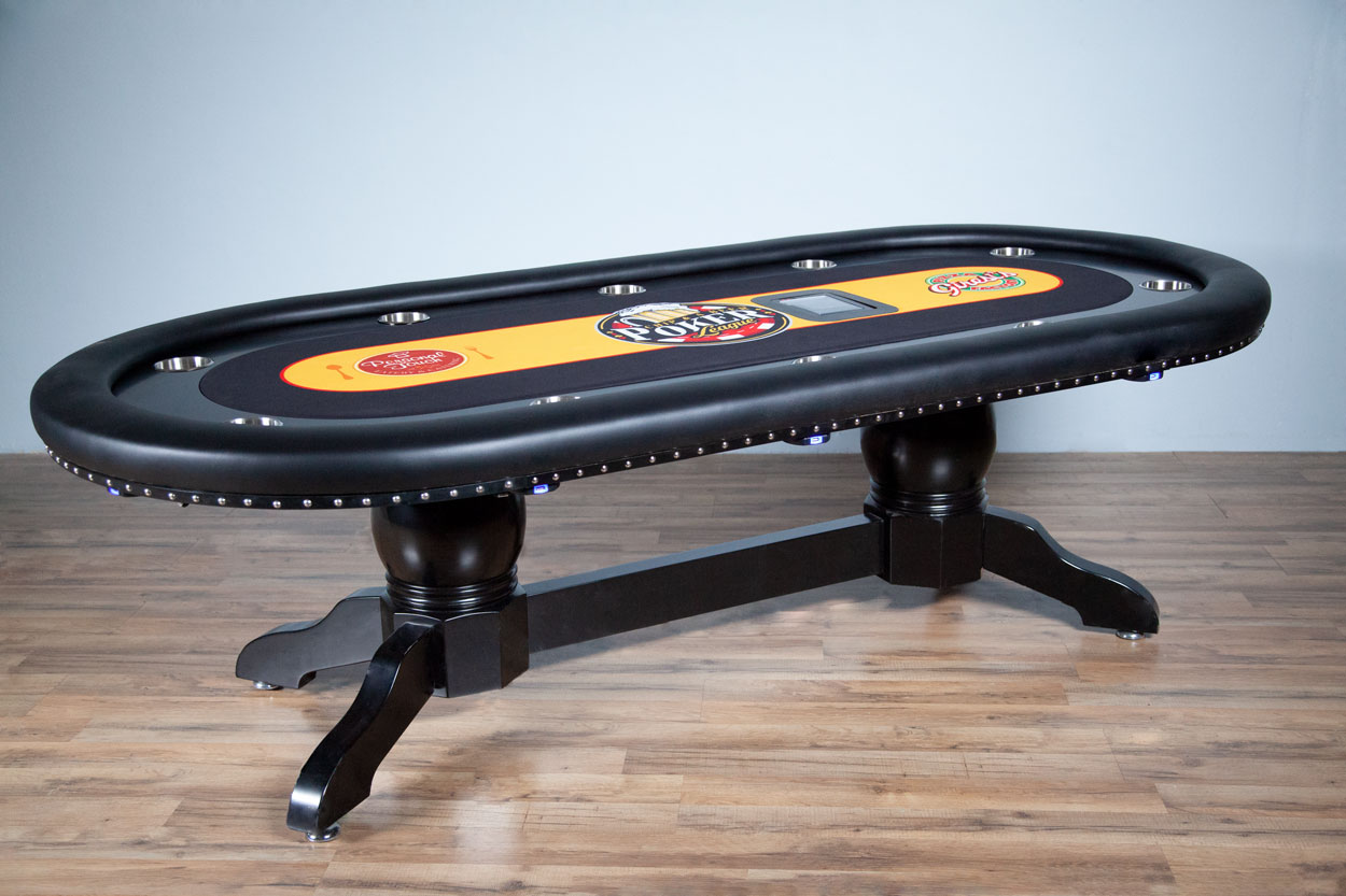 The Rockwell Poker Table Thunmbnail