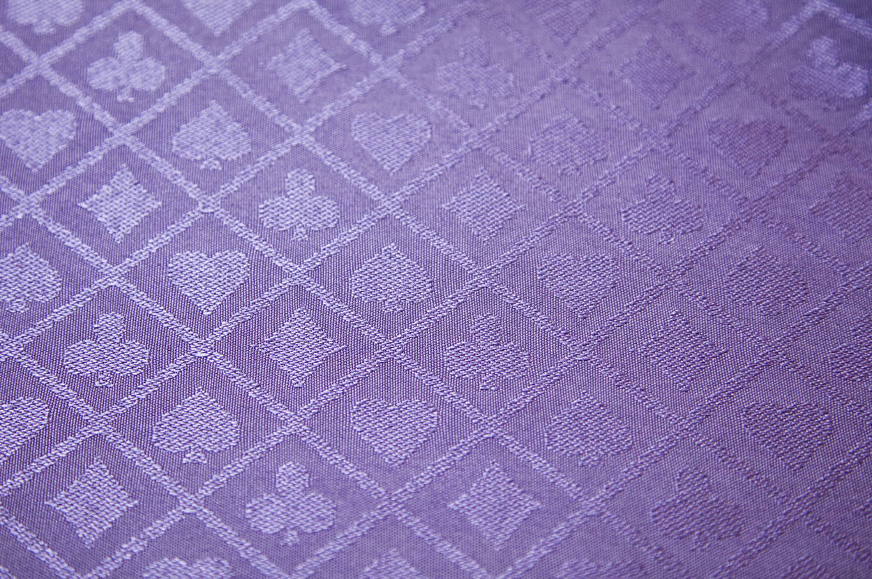 Polyester Fabric With Textured Pattern, Ultra Fast Slide!