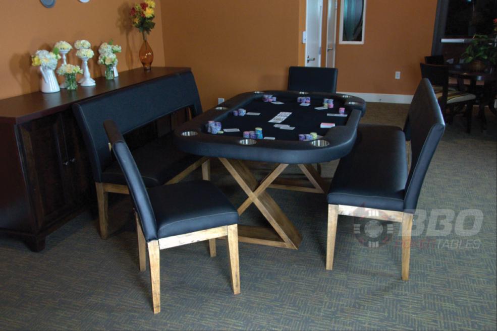 poker tables custom poker tables furniture dining poker