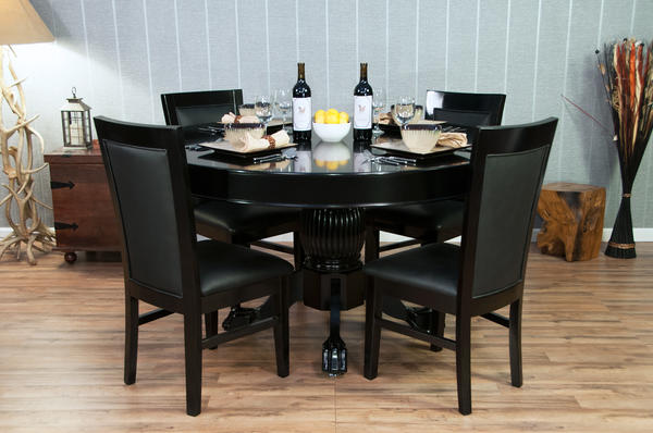 Matching Round Poker Table Dining Top$599.00