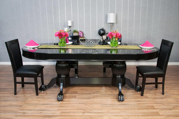 Matching Poker Table Dining Top (Oval)$599.00