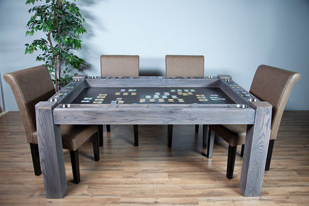 Origins Game Table - Graystone