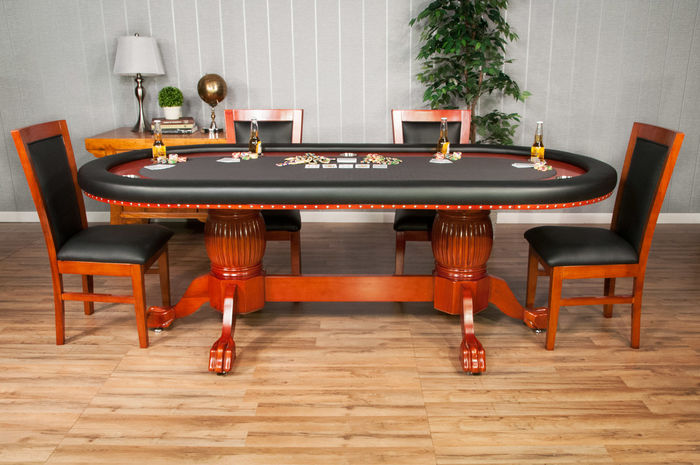 IN STOCK. The Rockwell Poker Table ...