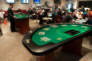 Contact Us Today For More Details About Customizing Your Casino Game Tables.
